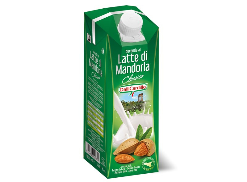 Latte di Mandorla Verde 1 lt