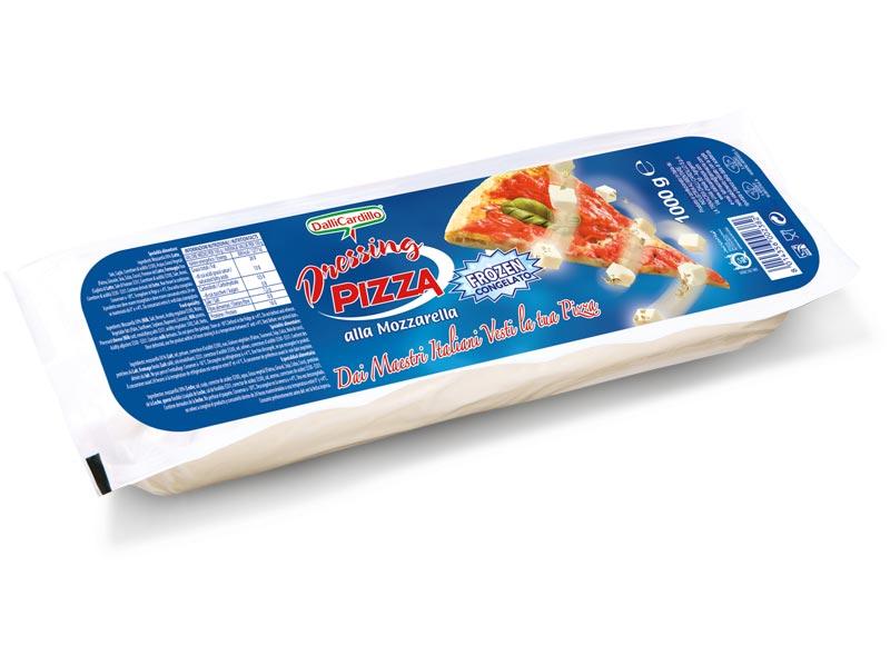 SA Dressing Pizza alla Mozzarella Frozen 1 Kg
