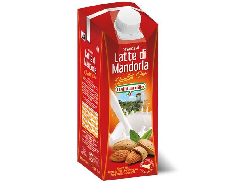 Latte di Mandorla Oro 1 lt