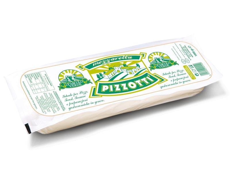 Mozzarella Pizzotti' 1 Kg