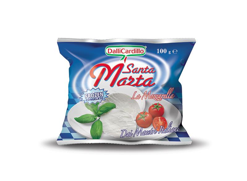 Mozzarella Santa Marta Frozen 100 g