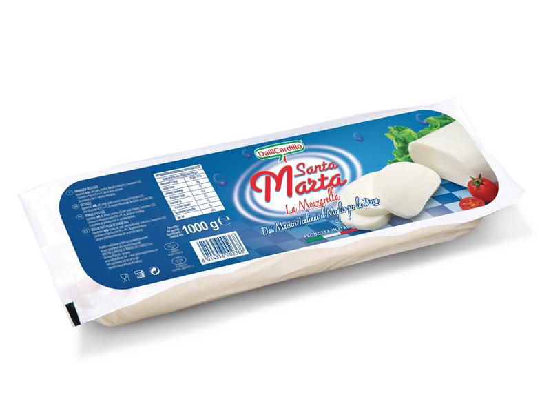 Mozzarella Santa Marta Blu 1 Kg