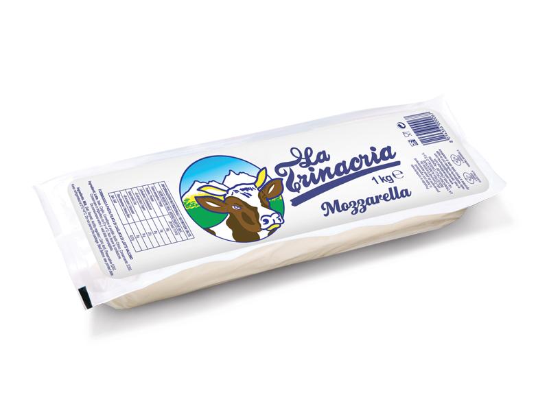 Mozzarella La Trinacria Blu 1 Kg