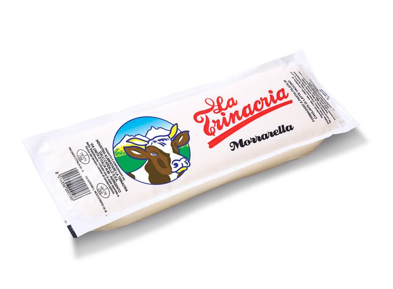 Mozzarella La Trinacria Rossa 1 Kg
