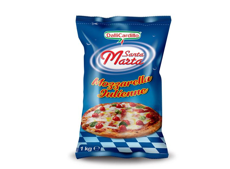 Mozzarella Santa Marta Sfil/Cub 1 kg