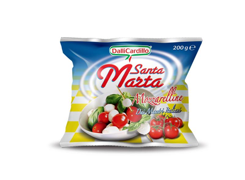 Mozzarelline Santa Marta g 200