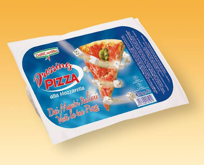 Leggi tutto: Dressing pizza alla mozzarella