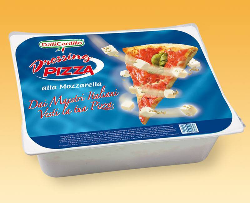 Specialita' alimentari a pasta filata