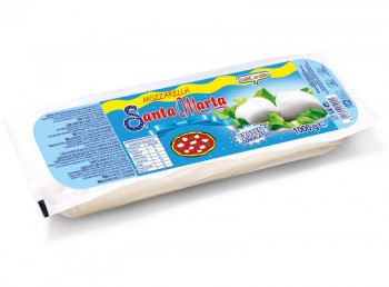 Leggi tutto: Mozzarella Santa Marta Frozen 1 Kg