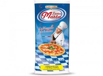 Leggi tutto: Santa Marta Mozzarella 100-125-250 g - in busta da 1 Kg