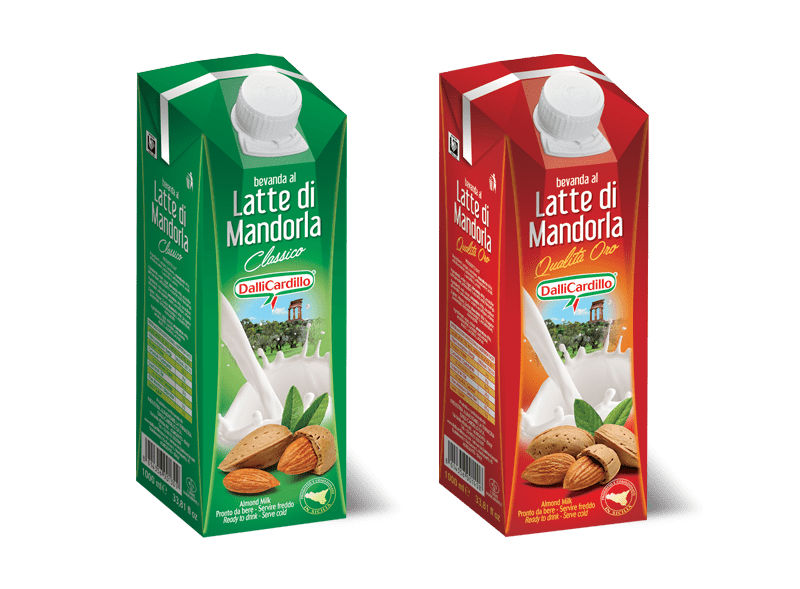 Almond Milk the Nectar of the Sicilian Earth