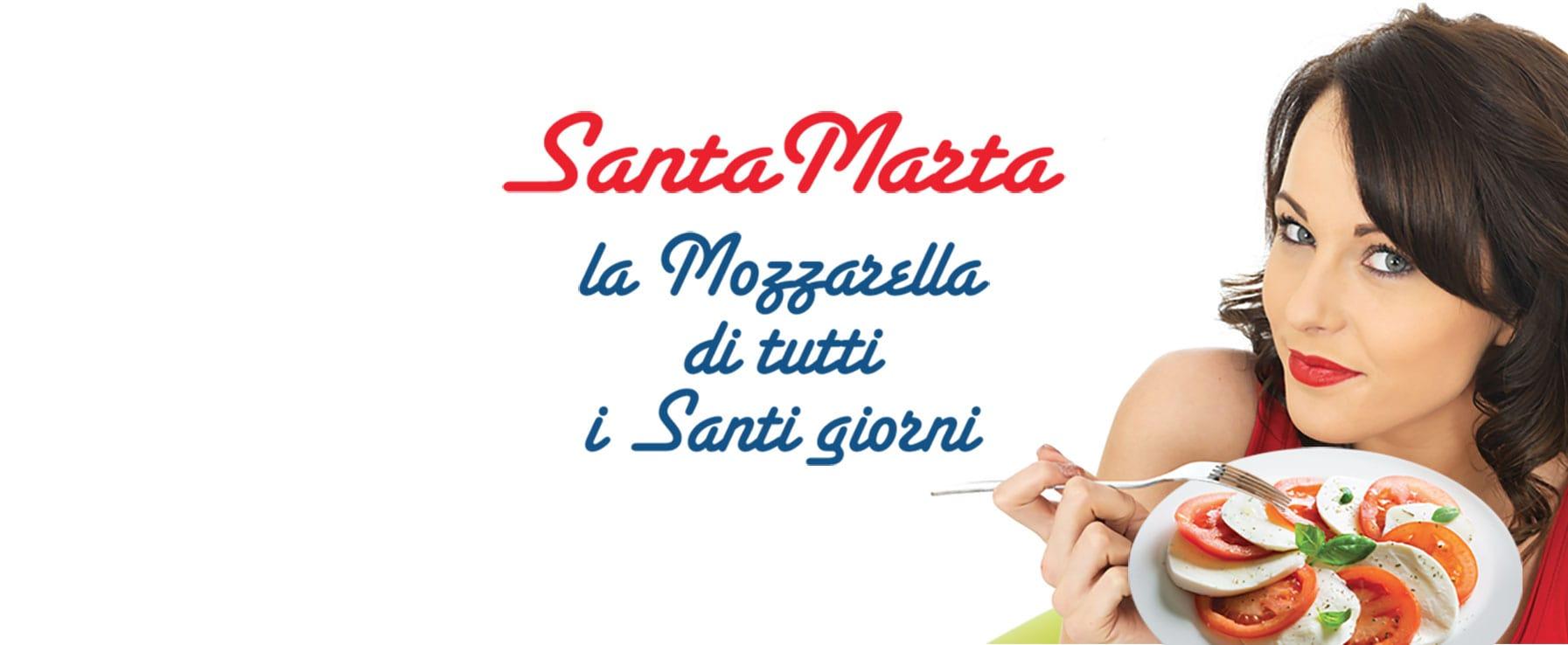 Santa Marta la Mozzarella di tutti i Santi Giorni